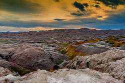 Badlands National Park 2019